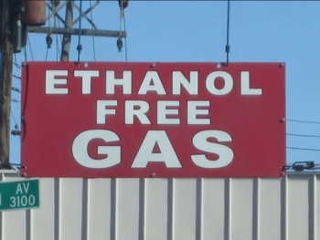 Gas Stations: Ethanol Free Gas Stations